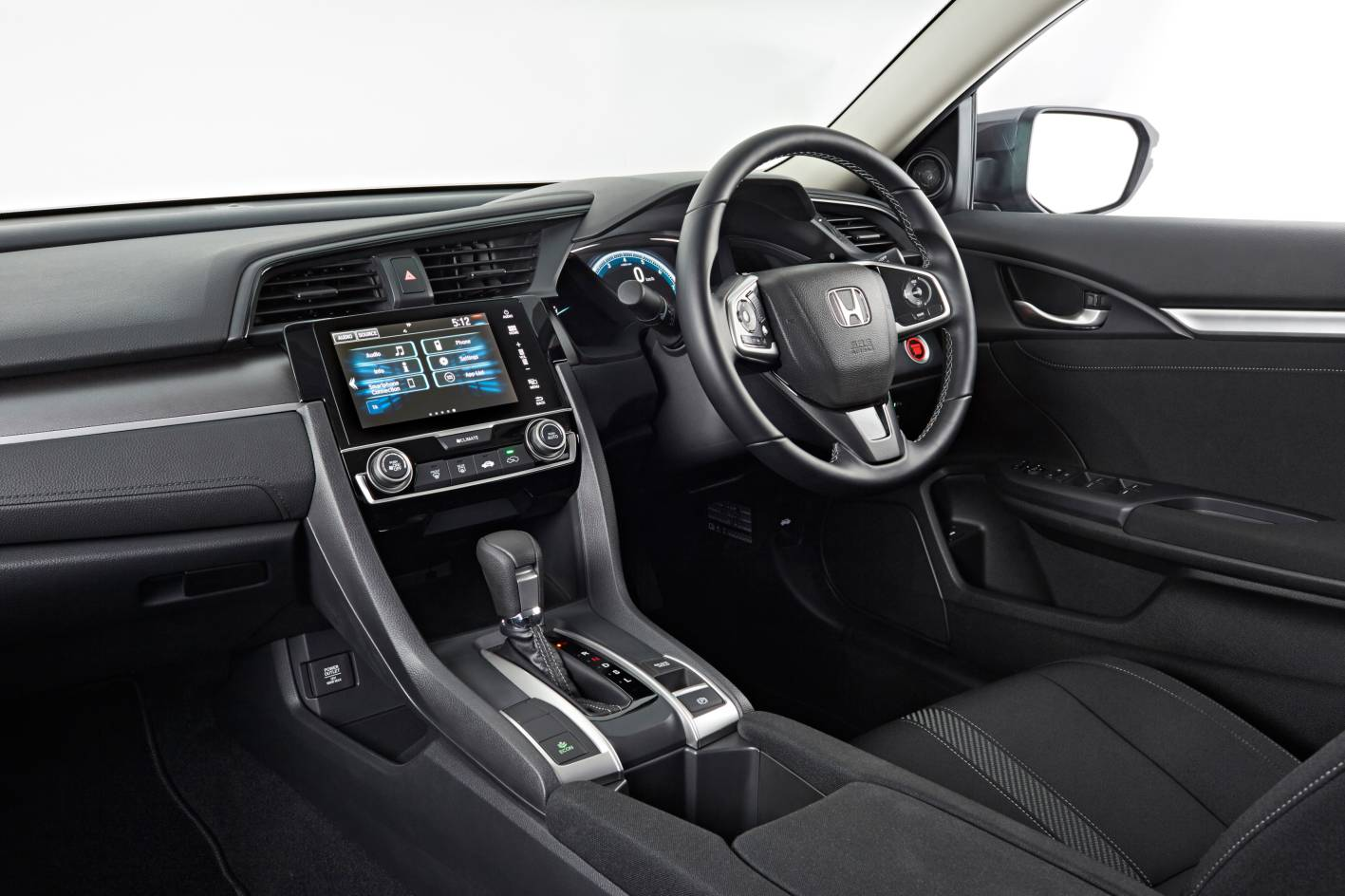 honda cars news all new 2016 civic priced from sub 23k. Black Bedroom Furniture Sets. Home Design Ideas