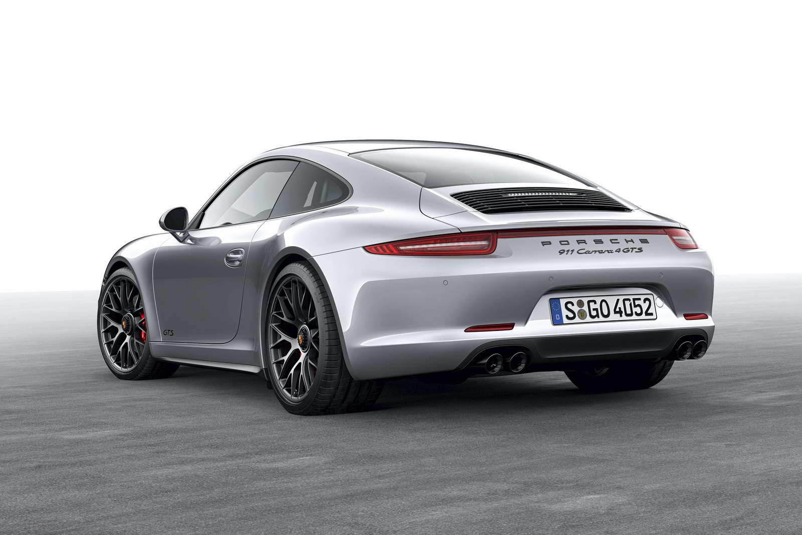 Porsche Cars News 2017 Porsche 911 Gts Goes Turbocharged