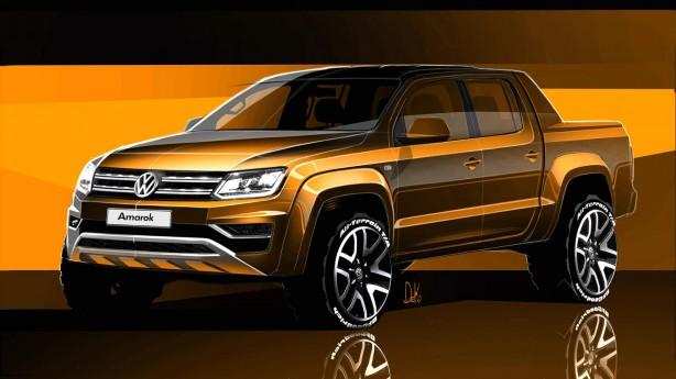 2017-volkswagen-amarok-facelift-front-quarter-teaser