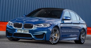 2018 bmw m5 render-main