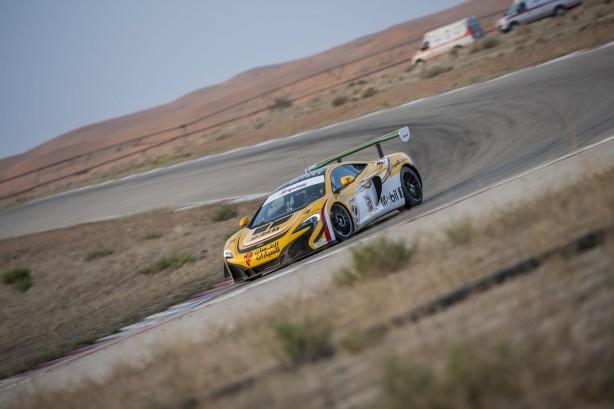 McLaren 650S Sprint 2016 Saudi GT-2