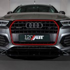 abt audi q3 120 years front