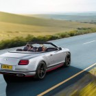 forcegt 2016 bentley continental gt speed convertible black edition front quarter