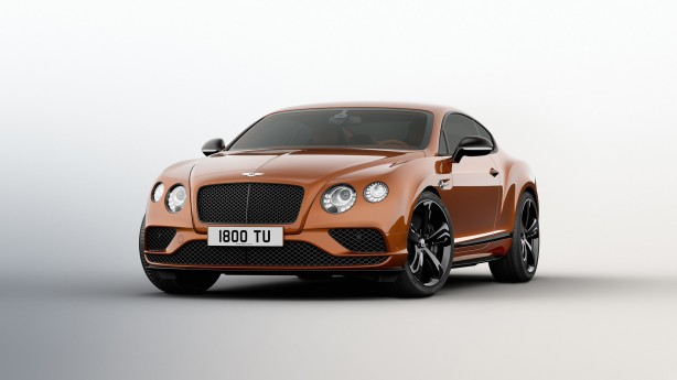 forcegt 2016 bentley continental gt speed front quarter