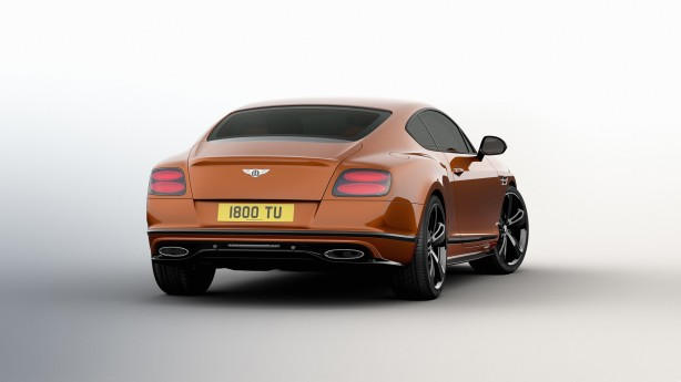 forcegt 2016 bentley continental gt speed rear quarter