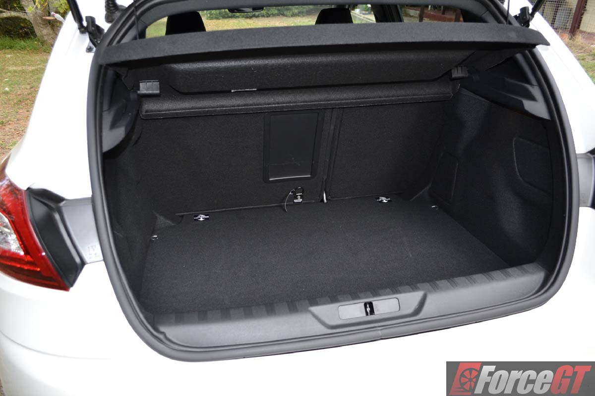 forcegt 2016 peugeot 308 gti 250 boot space - forcegt