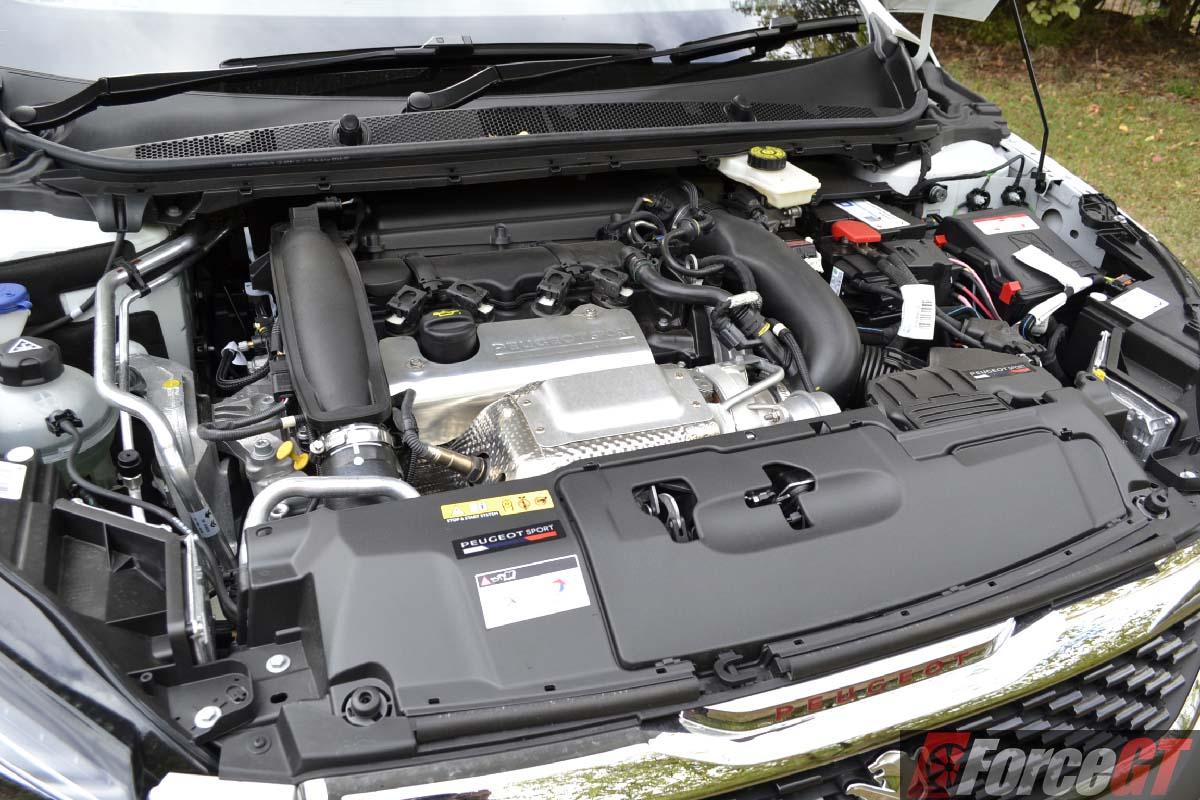 peugeot 308 rc двигатель буквы