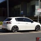 forcegt 2016 peugeot 308 gti 250 rear quarter
