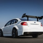 forcegt subaru wrx sti by prodrive rear quarter
