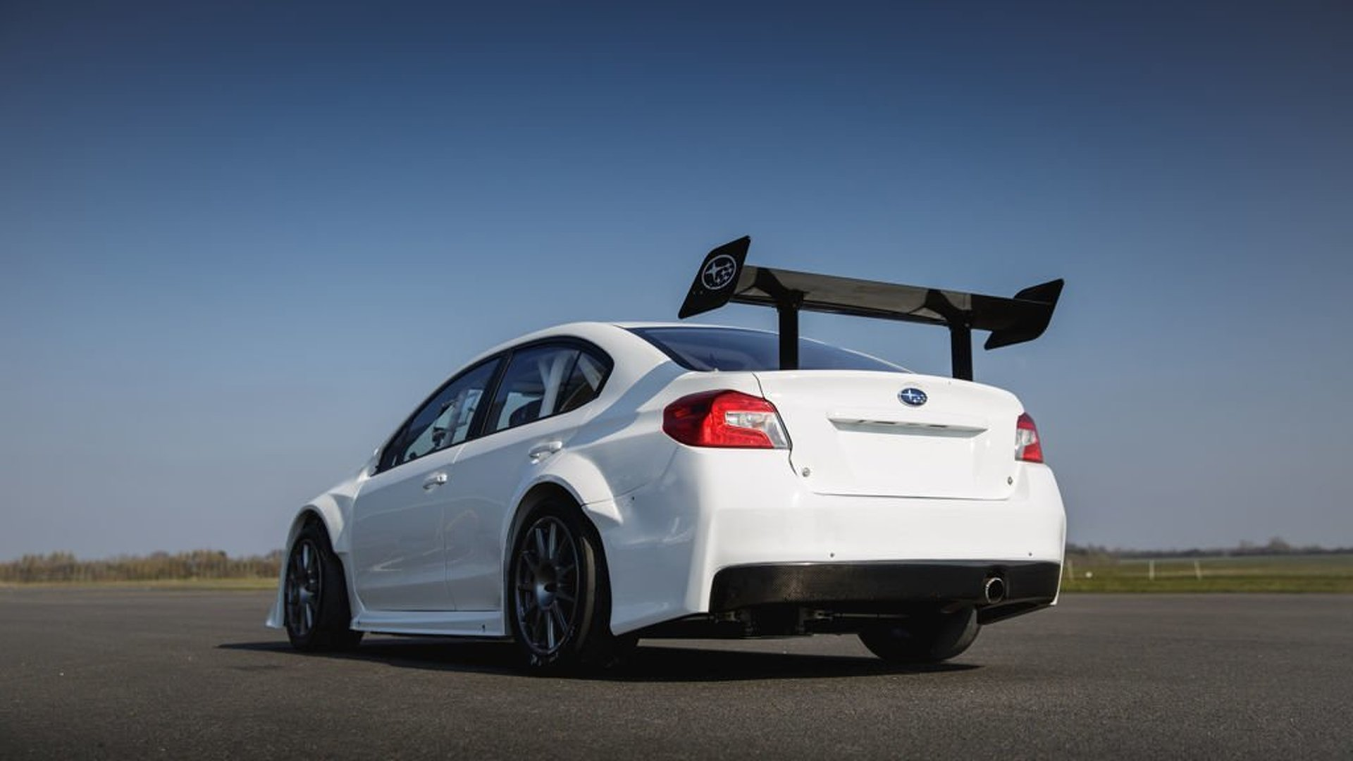 Prodrive Prepares Special Subaru Wrx Sti To Tackle Isle Of
