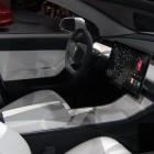 forcegt tesla model 3 interior