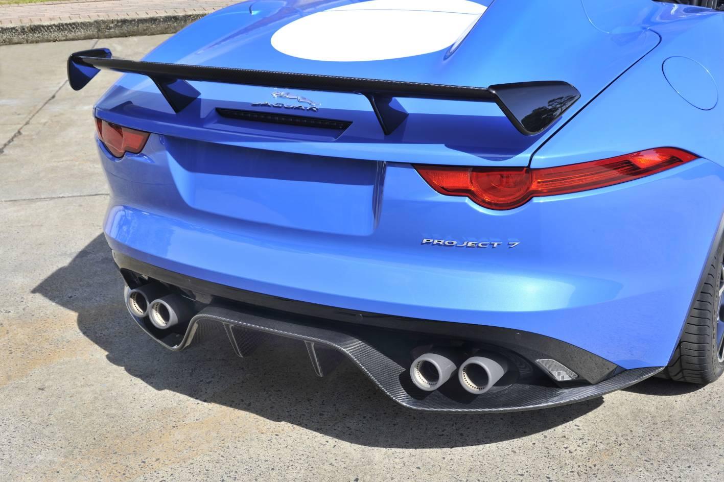 2018 Jaguar Xe Svr >> Limited Edition Jaguar F-Type Project 7 destined for Australia