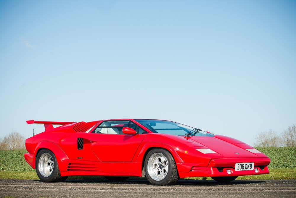Pair Of Rare Lamborghini Countachs Could Be Yours