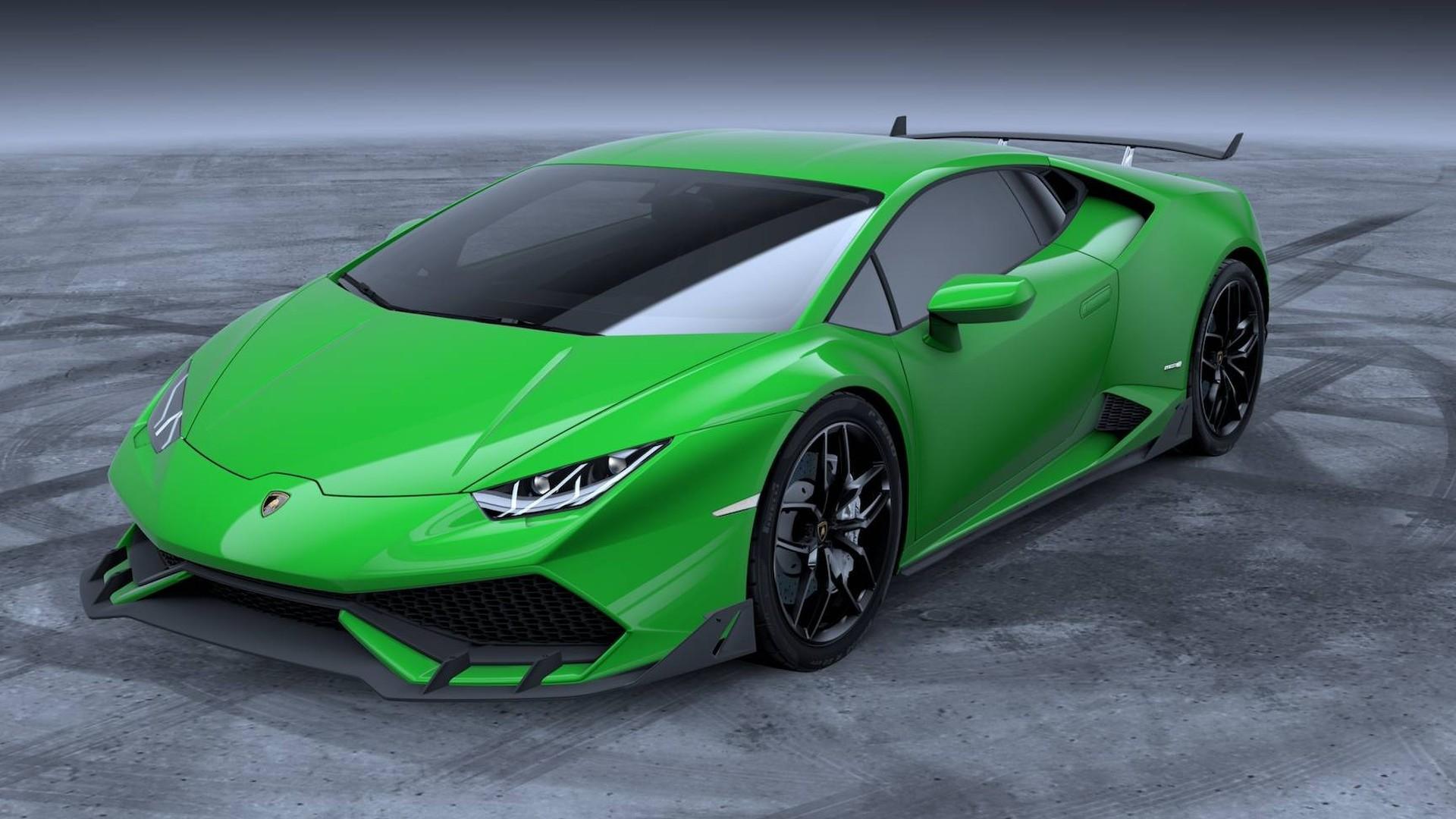 Lamborghini Introduces 22 484 Aero Kit For The Huracan