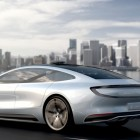 leeco lesee concept rear quarter