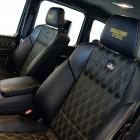 mercedes brabus g63 widestar g700 seats