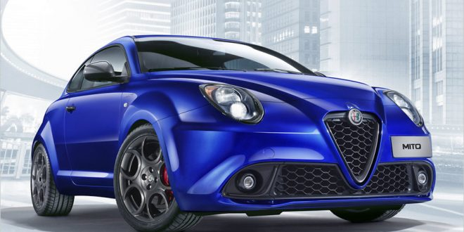 2016 Alfa Romeo MiTo updated with new diesel engine
