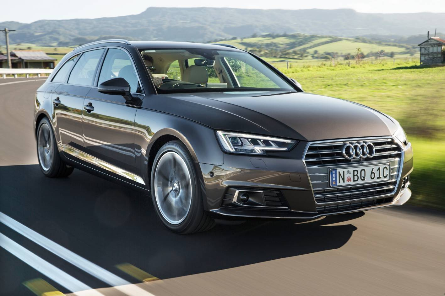 all new audi a4 avant joins range from 63 900. Black Bedroom Furniture Sets. Home Design Ideas