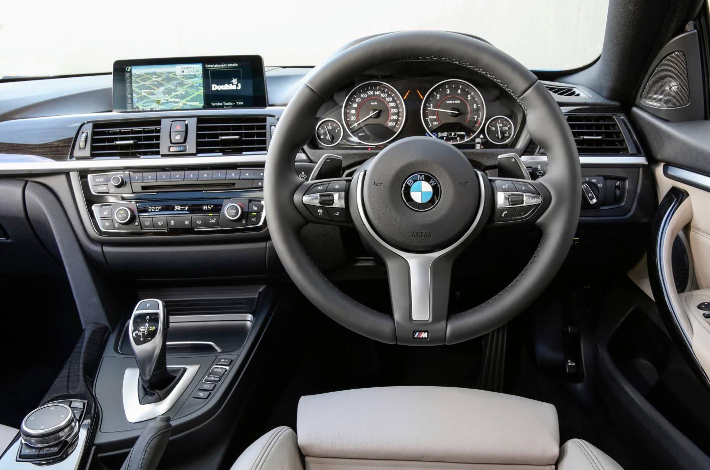 BMW News: BMW revitalises 4 Series range for 2016. Now cheaper