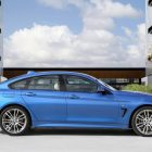 2016 bmw 430i gran coupe side