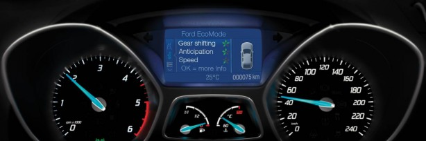 2016 ford kuga ambiente instruments