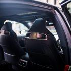 2016 lexus gs f Front seat vents