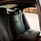 2016 lexus gs f Rear Seats