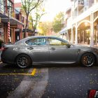 2016 lexus gs f Side