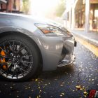 2016 lexus gs f Side front wheel