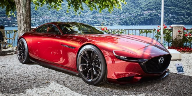 Mazda will build the RX Vision if the world wants it