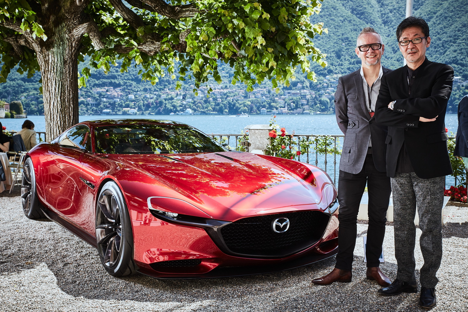 mazda news mazda will built the rx vision if the world wants it. Black Bedroom Furniture Sets. Home Design Ideas
