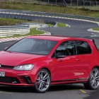 2016 volkswagen golf gti clubsport s red front quarter-1