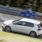 2016 volkswagen golf gti clubsport s side