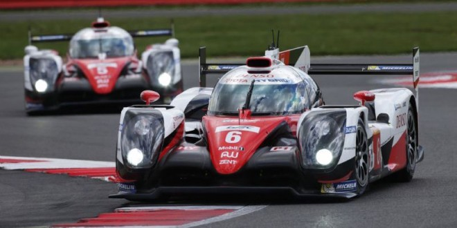 Toyota aims to extend World Endurance lead