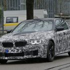 2017 bmw m5 spy photo front