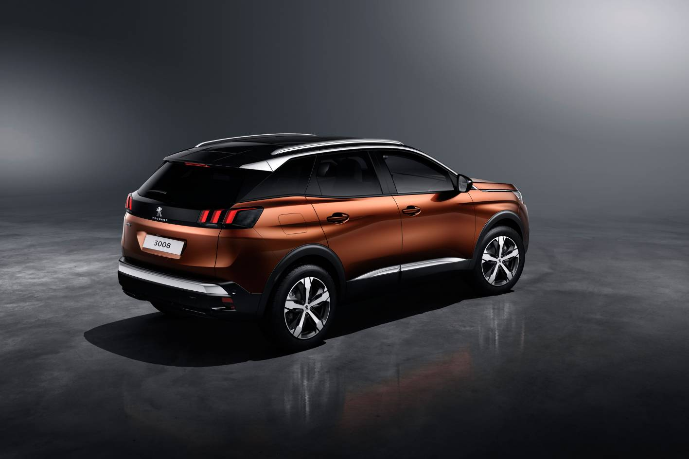 peugeot cars news all new 2017 peugeot 3008 suv unveiled. Black Bedroom Furniture Sets. Home Design Ideas