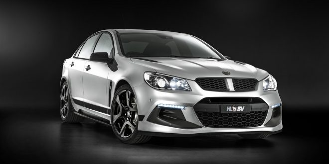 HSV announces a trio of limited edition LS3 models