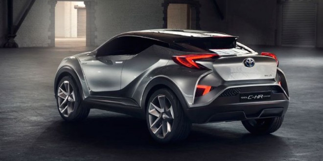 Toyota mulling high-performance version of C-HR