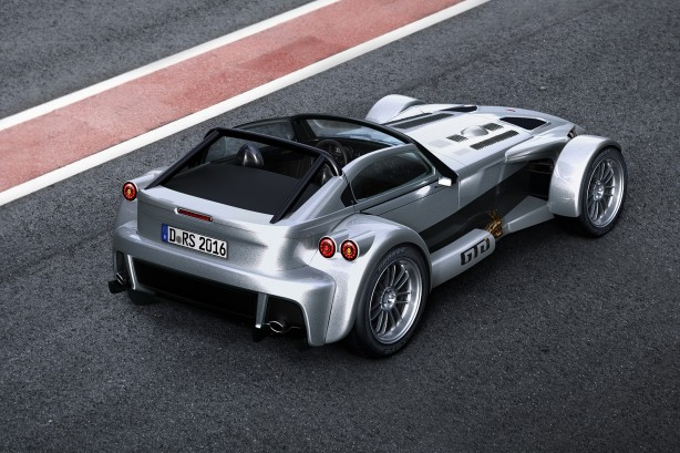 donkervoort-gtors-gto-rs-teaser-teased-tease-rear