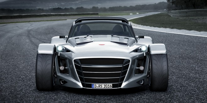 Dutch automaker Donkervoort teases D8 GTO-RS