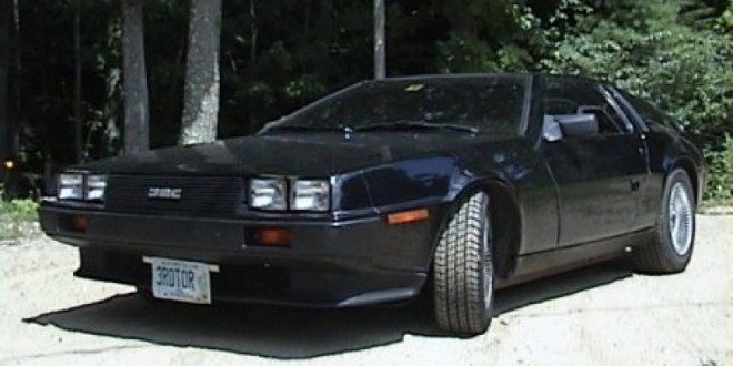 Rotary DeLorean will get you to 88mph