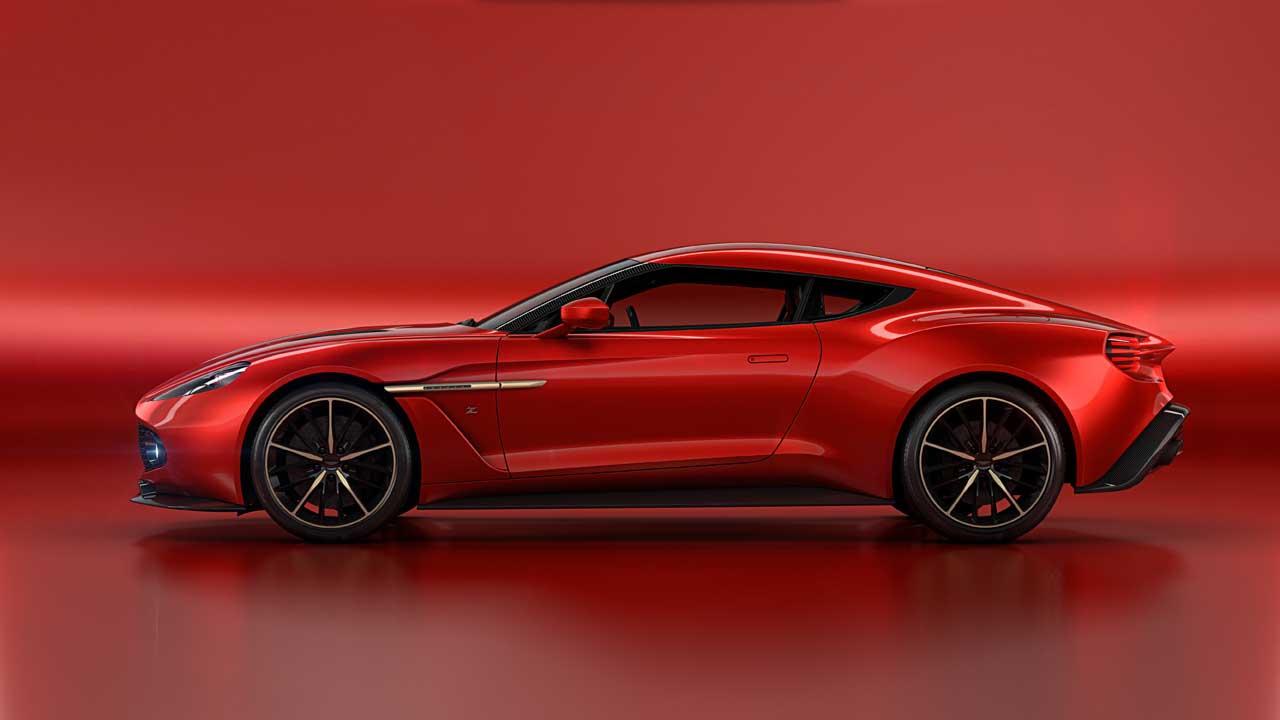 aston martin cars news vanquish zagato concept unveiled. Black Bedroom Furniture Sets. Home Design Ideas