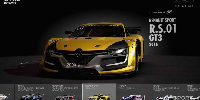 First trailer of the all new Gran Turismo Sport emerges [video]