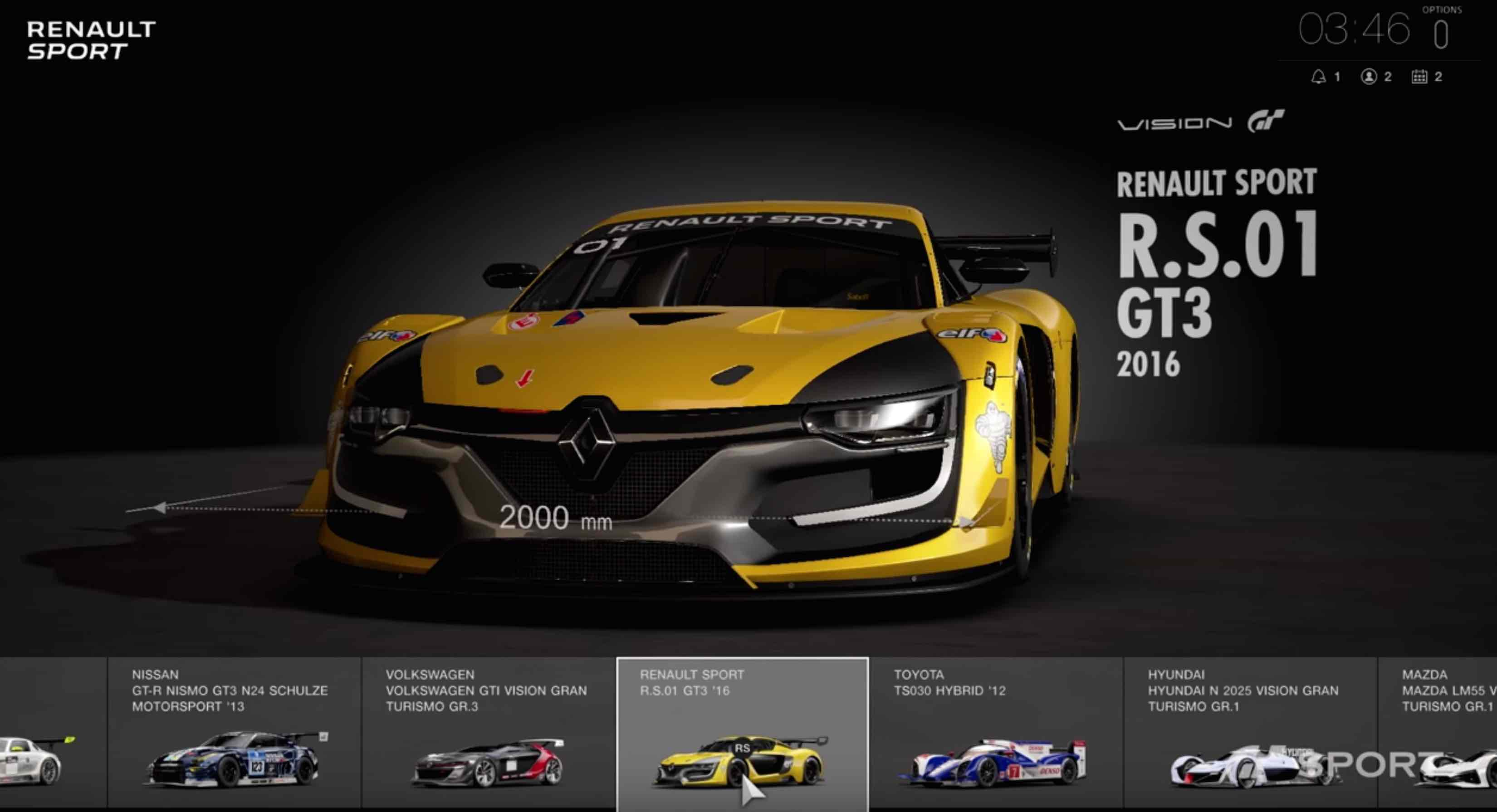 first trailer of the all new gran turismo sport emerges. Black Bedroom Furniture Sets. Home Design Ideas