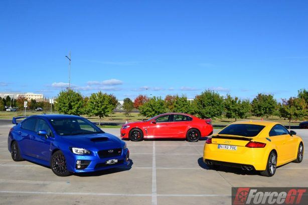 holden-commodore-ssv-subaru-wrx-sti-audi-tts-comparison-3
