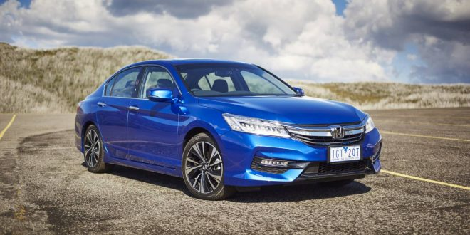 Honda Accord facelifted for 2016 – Price and Features