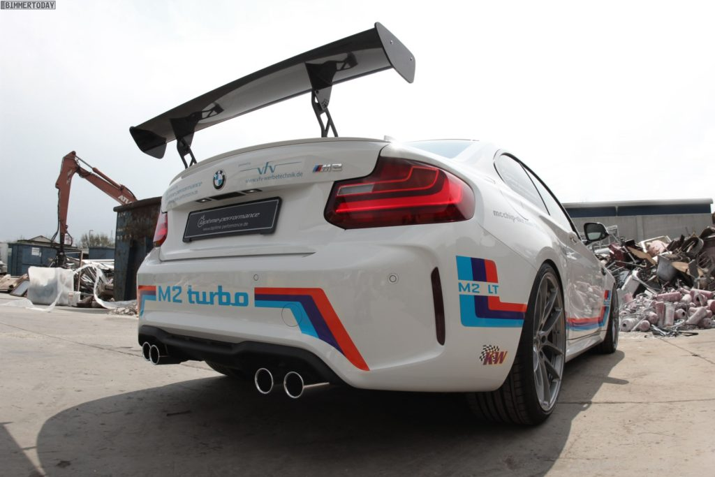 Laptime Performance Tweaks Bmw M2 Forcegt Com