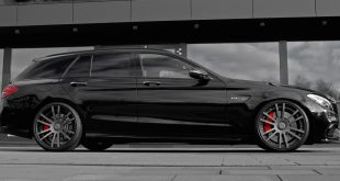 mercedes amg c63 estate tuned by wheelsandmore main