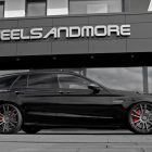 mercedes amg c63 estate tuned by wheelsandmore side