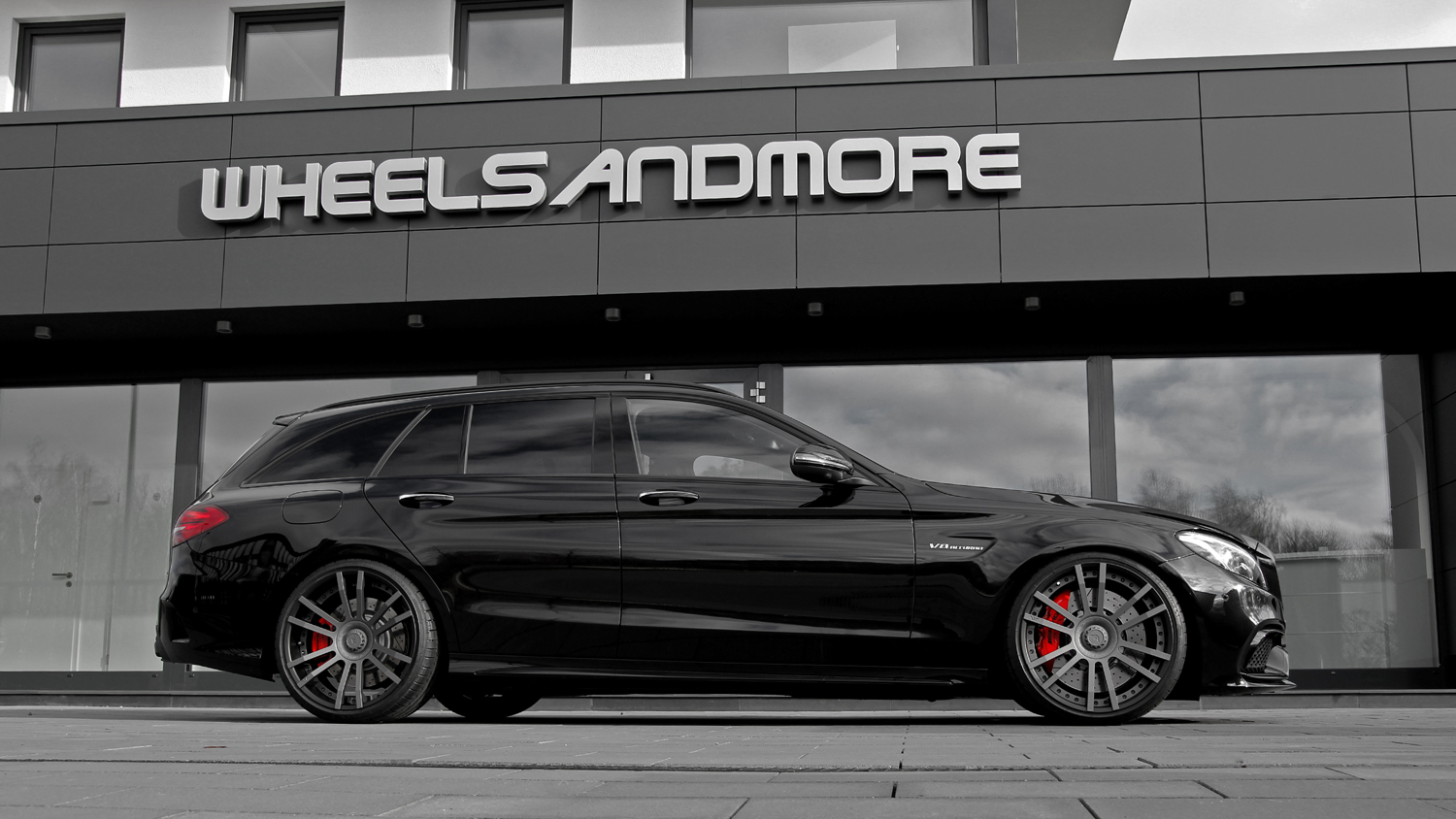 456kw Wheelsandmore Tuned Mercedes Amg C63 Estate Unveiled